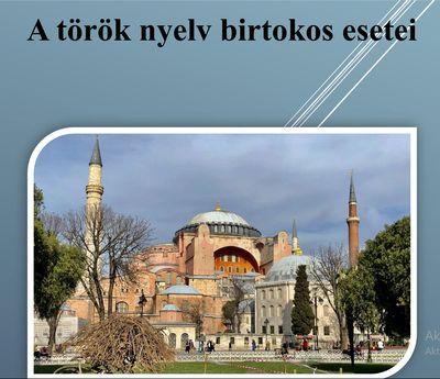 A birtoklás nagy rejtélyei – A török birtokos esetek e-book